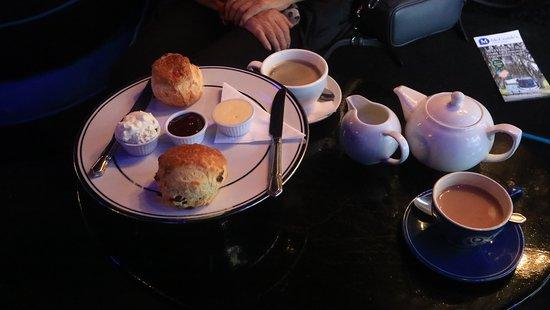 Blu Restaurant: Best cream teas in Belfast without a doubt