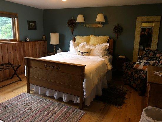 Emigrant, Монтана: The Wildflower Room
