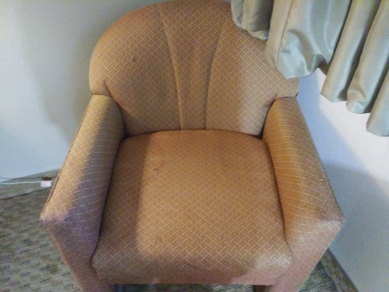 Springfield - Delaware County, PA: Stained chair