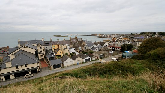 Donaghadee from above