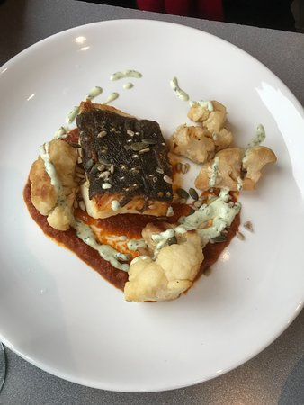 Onich, UK: Hake (special)