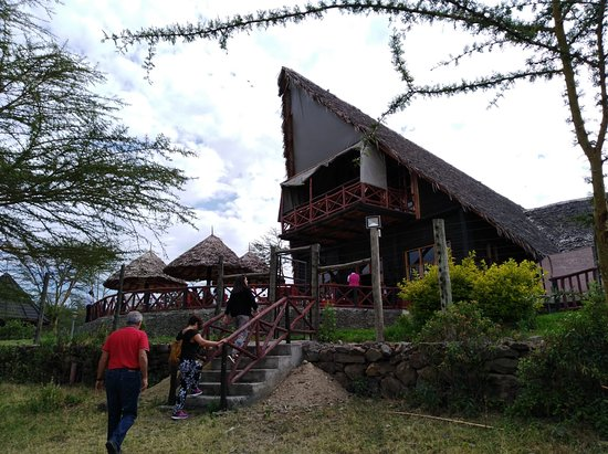 Gilgil, Kenya: Edificio central