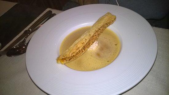Le Muratore: entrée soupe ....