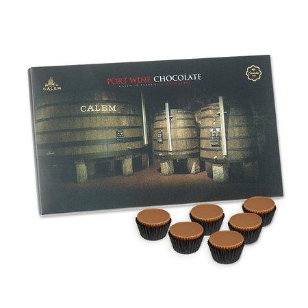 Arcadia Casa do Chocolate (Campus S. João): Caixa Bombons com Vinho do Porto 4x100grs