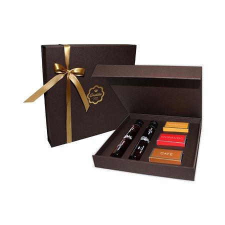 Arcadia Casa do Chocolate (Campus S. João): Caixa Premium Moscatel