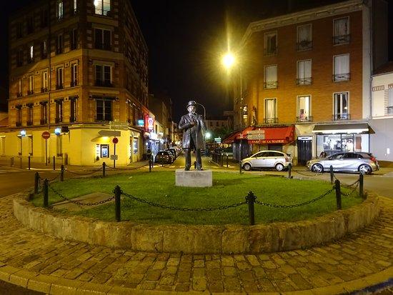Statue de Jean Jaures