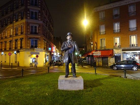 Statue de Jean Jaurès