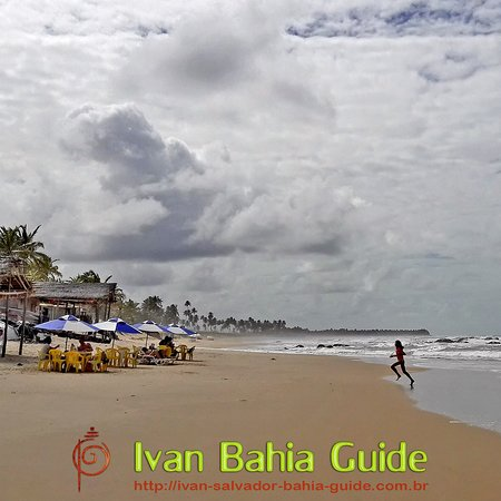 Aphrodisiac beaches in Bahia (NE-Brazil)