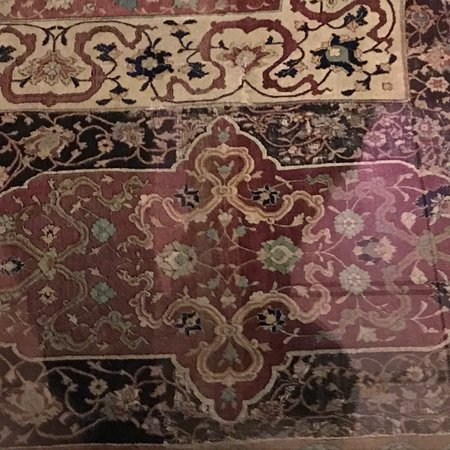 V&A  - Victoria and Albert Museum: The Ardabil Carpet at the V&A