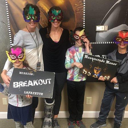 Mission: Breakout Lafayette Bild