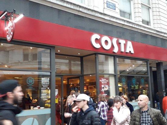 Costa Coffee Manchester 28 Market St Menu Prices Restaurant Reviews Tripadvisor