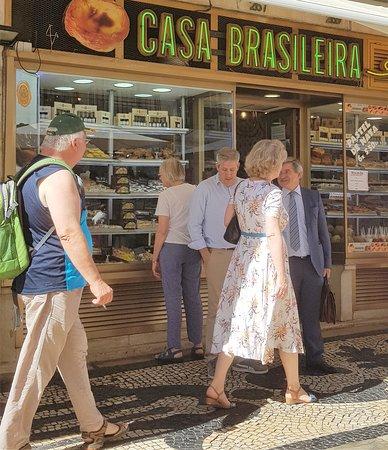 Pastelaria Casa Brasileira: Try the Portugese Tarts