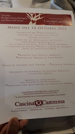 Cascina Caremma Bistrot: IMG-20181014-WA0040_large.jpg