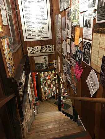 City Lights Booksellers: One expects to see Jack Kerouac at any moment, so authentic is this place.