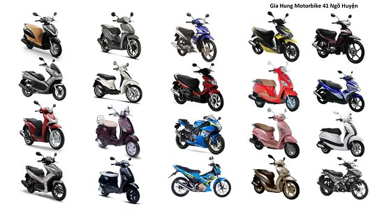 Gia Hung Motorbike And Bicycles For Rent