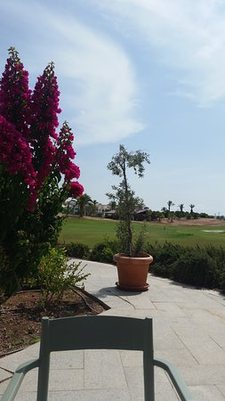 Region of Murcia, สเปน: View from the club house