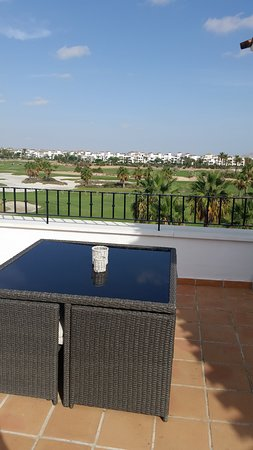 Region of Murcia, สเปน: View from one of the terraces