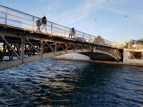 Bridge of Khalkis照片