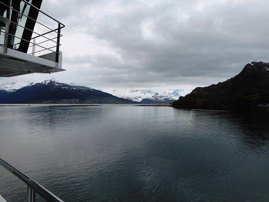 Tierra del Fuego, شيلي: Amanecer
