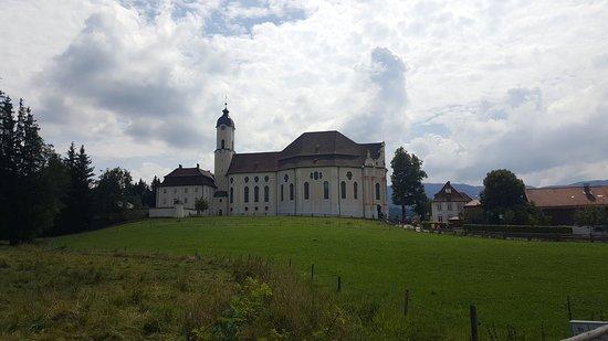 Steingaden, Germany: vista da igreja