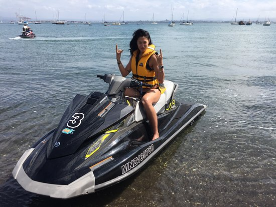 Get Wet Jetski Adventures
