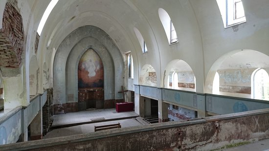 Lumivaara, روسيا: В церкви прихода Лумиваара