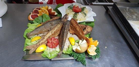Sid, Serbien: Riba