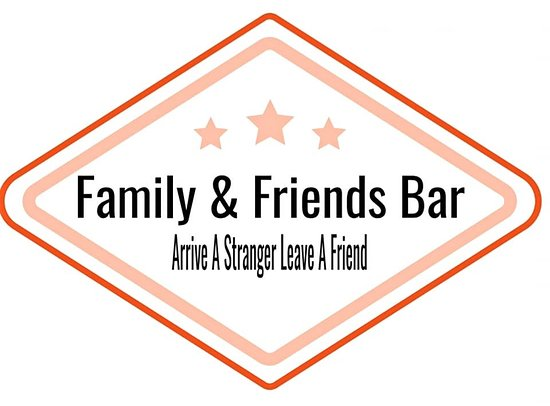 Family & Friends Bar