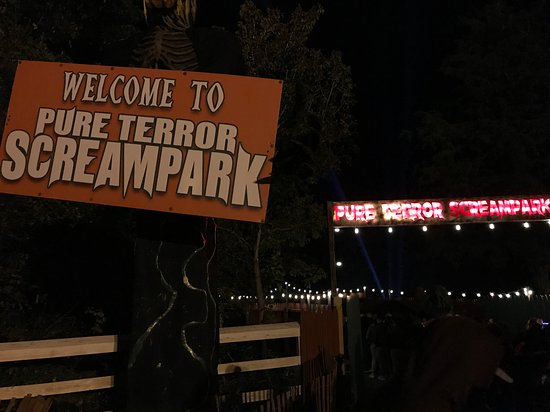 Pure Terror Scream Park