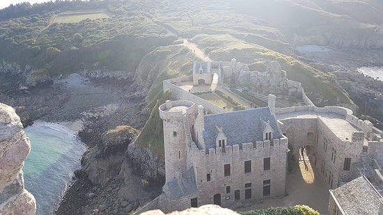 Plevenon, France: vue du chateau fort