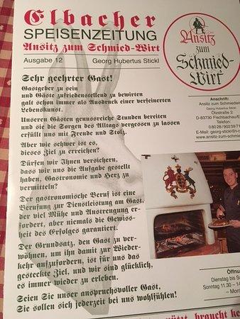 Fischbachau, Germany: Aus Ueberzeugung