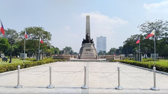 Jose Rizal First Monument
