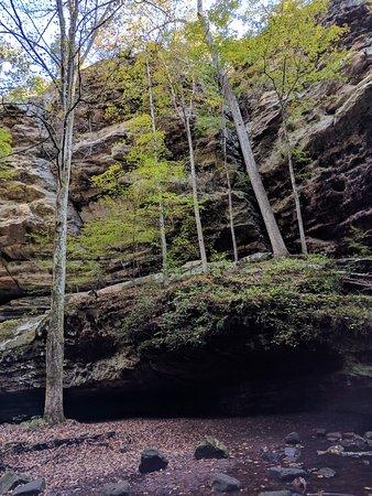 Goreville, Илинойс: Big Rocky Hollow Trail