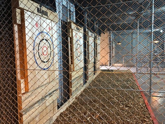 MANIAX Axe Throwing - Brisbane
