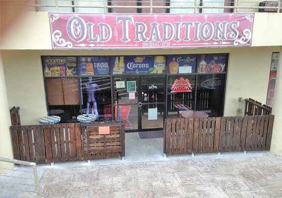 Old Traditions bar