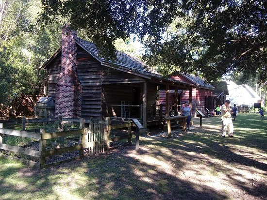 Sumter County Museum: Carolina Back Country Homestead