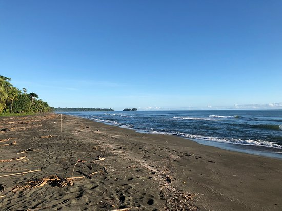 Gandoca, Costa Rica: Total solitude