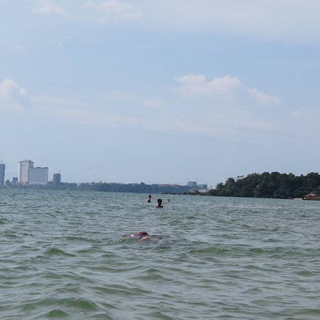 Lovely swimming beach and nice and quite