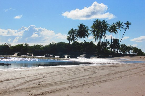 Segunda Praia: ilha da saudade