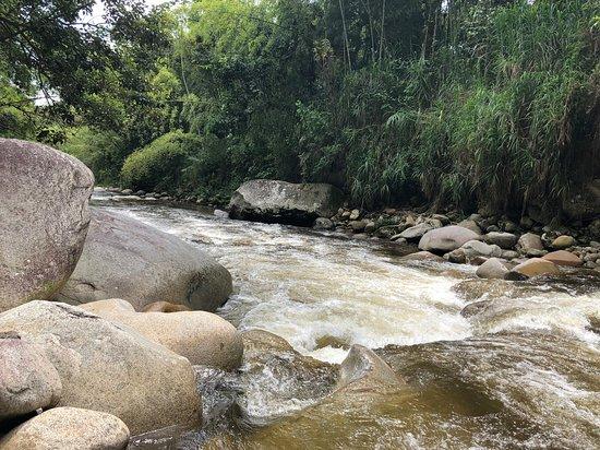 Finca Hotel Los Arrayanes: River view