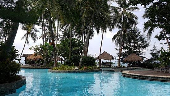 Turi Beach Resort: nice pool near the beach