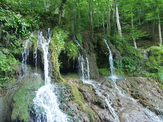 Malko Tarnovo, Bułgaria: Dokuzak waterfalls