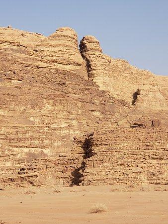 Wadi Rum, Jordânia: Countryside