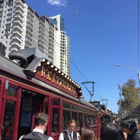 The Colonial Tramcar Restaurant Image