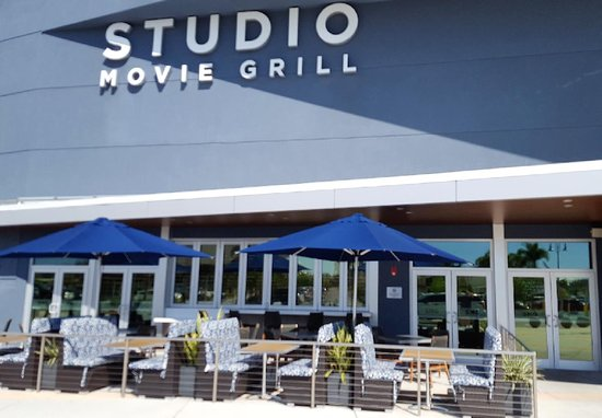 Seminole, FL: Studio Movie Grill