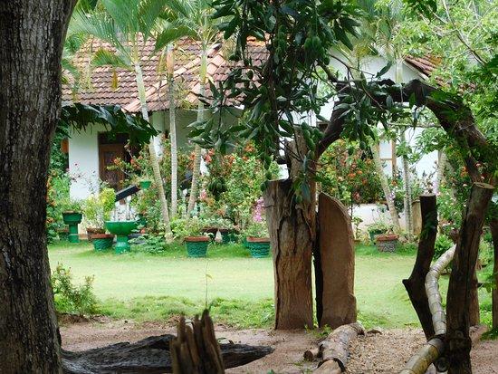 Buttala, Srí Lanka: Entrance