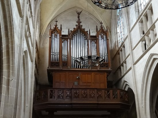 Église Notre Dame de Mamers