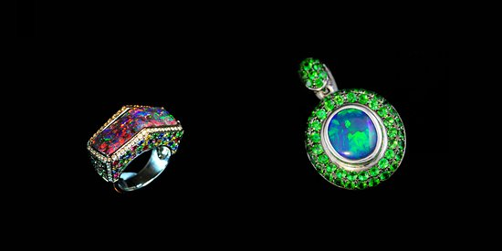 The National Opal Collection