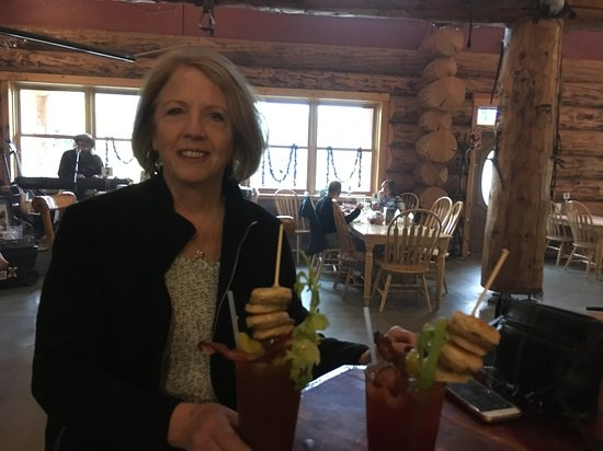 Mesa (Mesa County), CO: Check out this bloody Mary