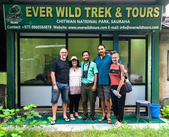 ‪Ever Wild Trek & Tours‬